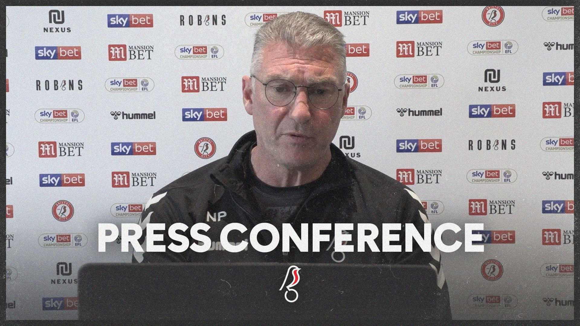 Nigel Pearson press conference | Bristol City vs Brentford
