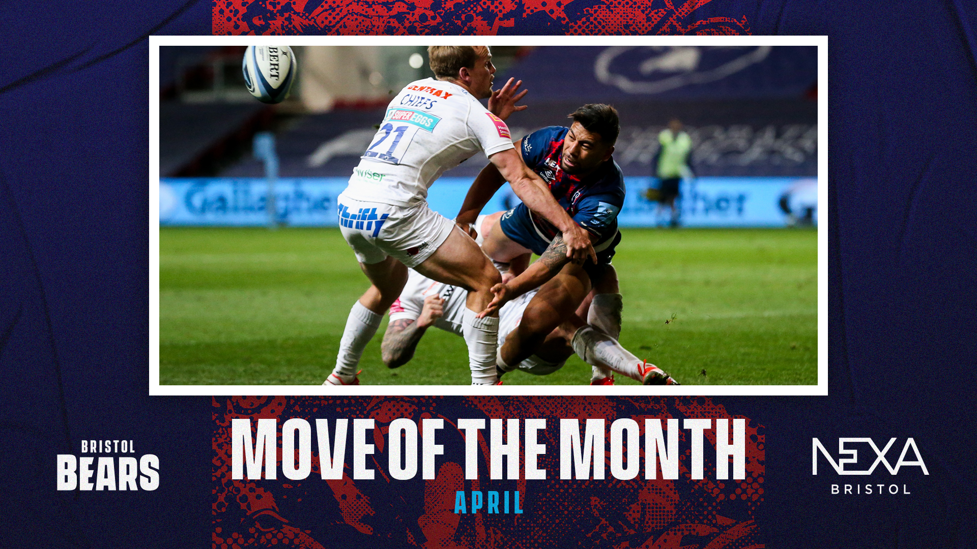 Vote for your Nexa Bristol Move of the Month for April