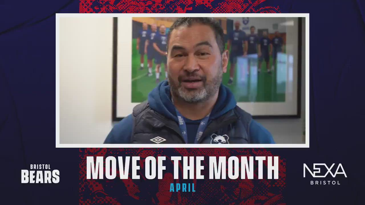 Max Malins wins Nexa Bristol Move of the Month for April