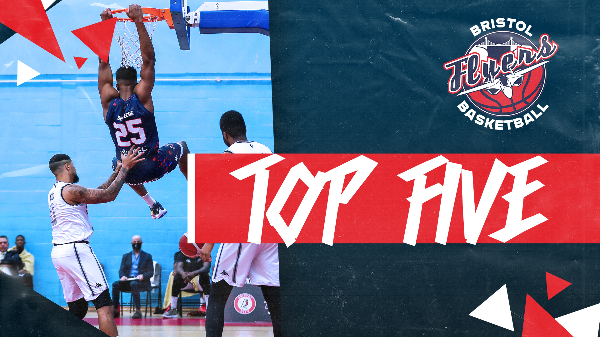 Top 5 Plays of the Month - January 2021