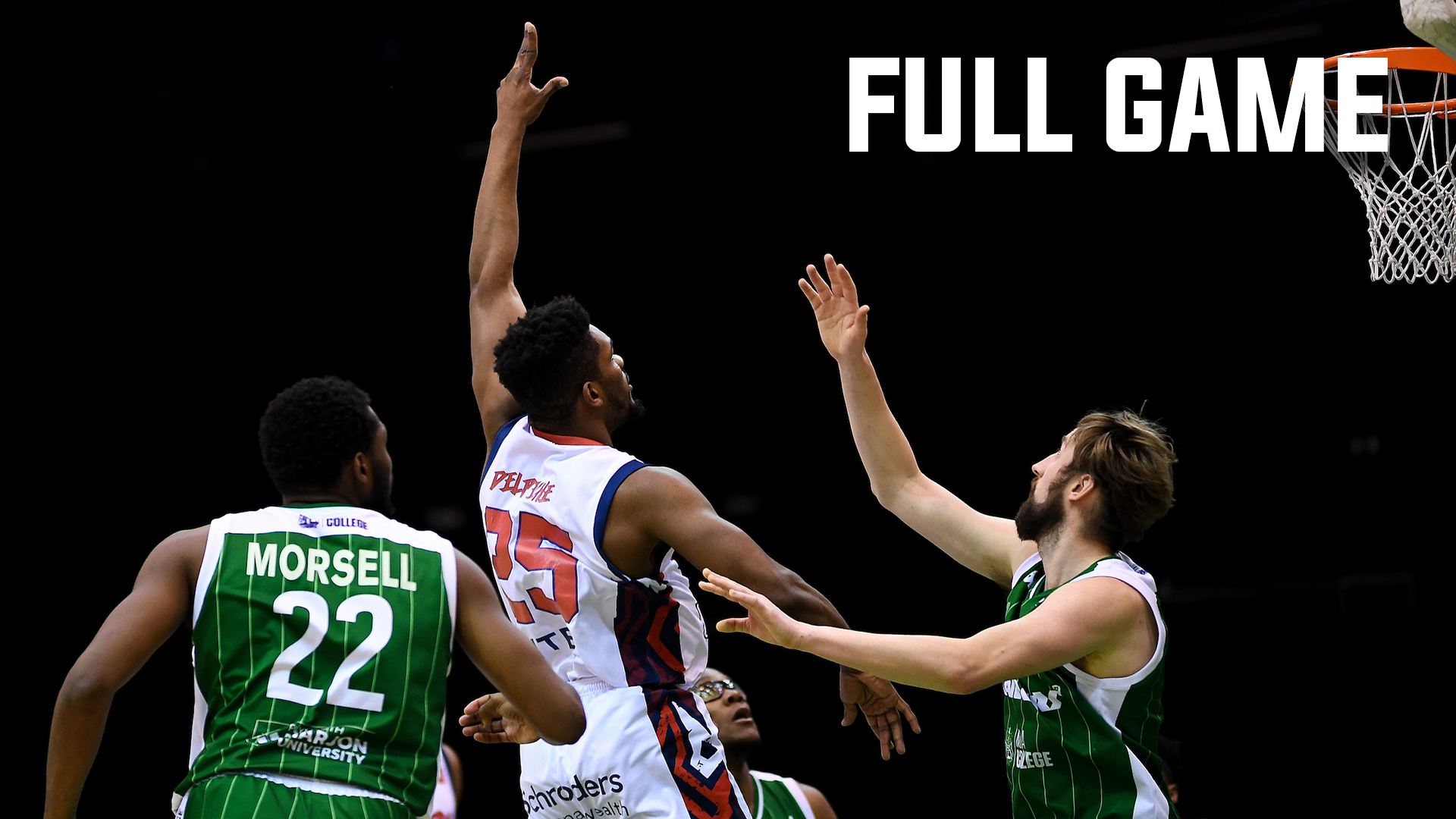 Plymouth Raiders 74-65 Bristol Flyers